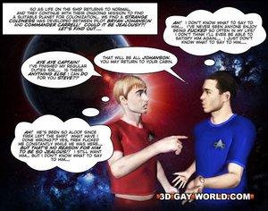 Space sex robot cartoon