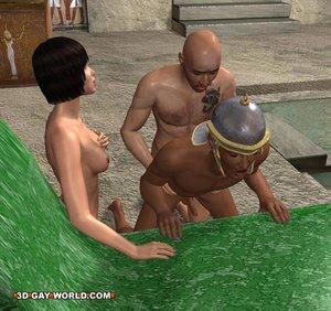 Ancient egyptians intense compulsion