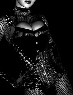 Sexiest beauties posing rubber