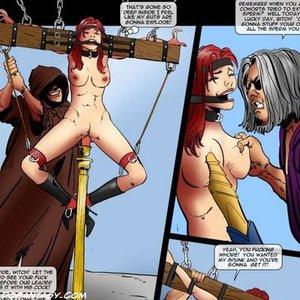 Enslaved pretty women gonna