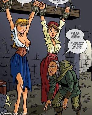 Enslaved virgin hotties fuck