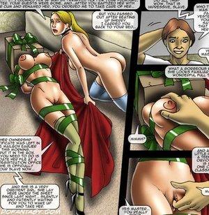 Sexy shaped slave girls