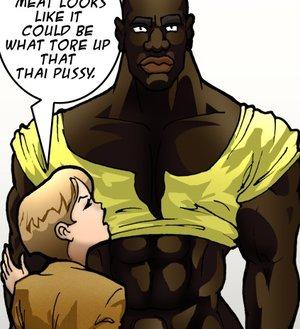 Big black toon guy