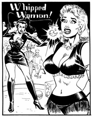 Stylish black white porn