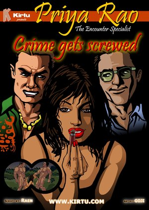 Crime fighting sex fiend