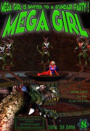 Mega girl ready kinky