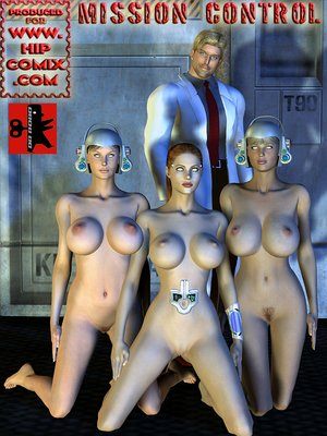 Specially trained slaves-bots ready