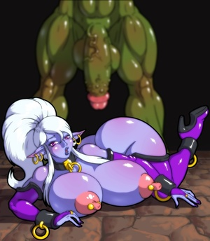 Big green monster pounding