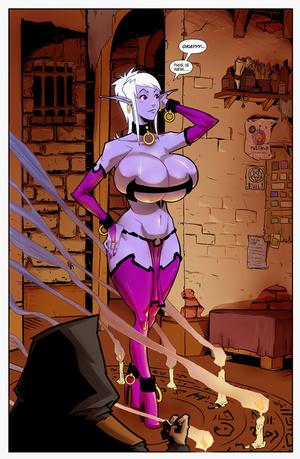 Old fart fucking hard sexy purple fairy
