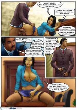 Indian secretary seduces bosses