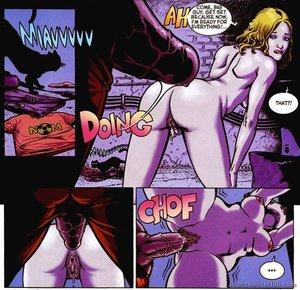 Awesome adult comics superheroes