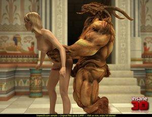 Bodacious egyptian goddess watching