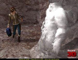 Cute mountain climber jeans