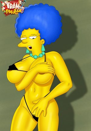 Big-titted vixens porn simpsons