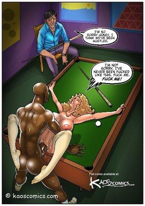Porn comics black hungs