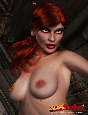 Perky women love strip