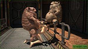 Fat brutes share slender