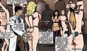 Hot girls bound caned
