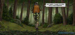 Adventurous fat-ass creepy sex