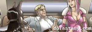 Cum eating bdsm comics. Karma 2 by Erenisch.