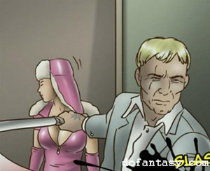 Hostages rough bdsm comics. Karma 2 by Erenisch.