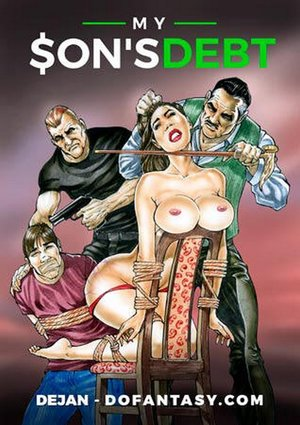 Mafia bondage art comics. My Sons Debt be Dejan.