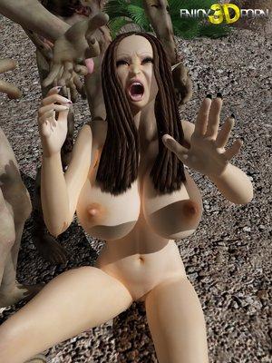 Horny 3d cartoon porn