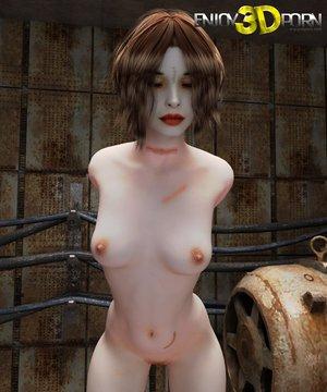 Horny 3d porn
