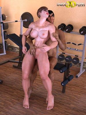 3d couple fuck