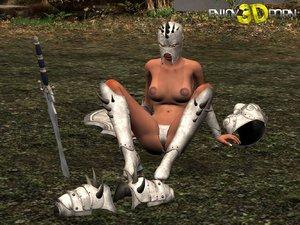 Medieval 3d cartoon porn