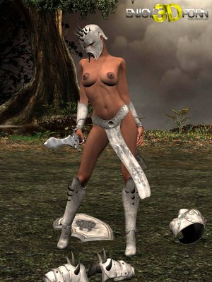 Medieval sexy body fuck