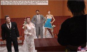 Horny husband eager wedding