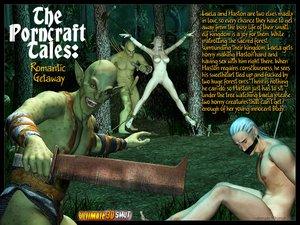 Comics super-hot proof depicting