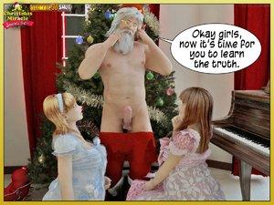 Santa busy turns punishing