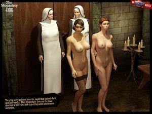 Naked chicks hogtied prepared
